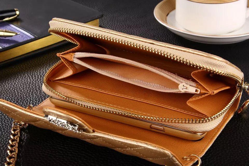 シャネル iPhone7財布型ケース