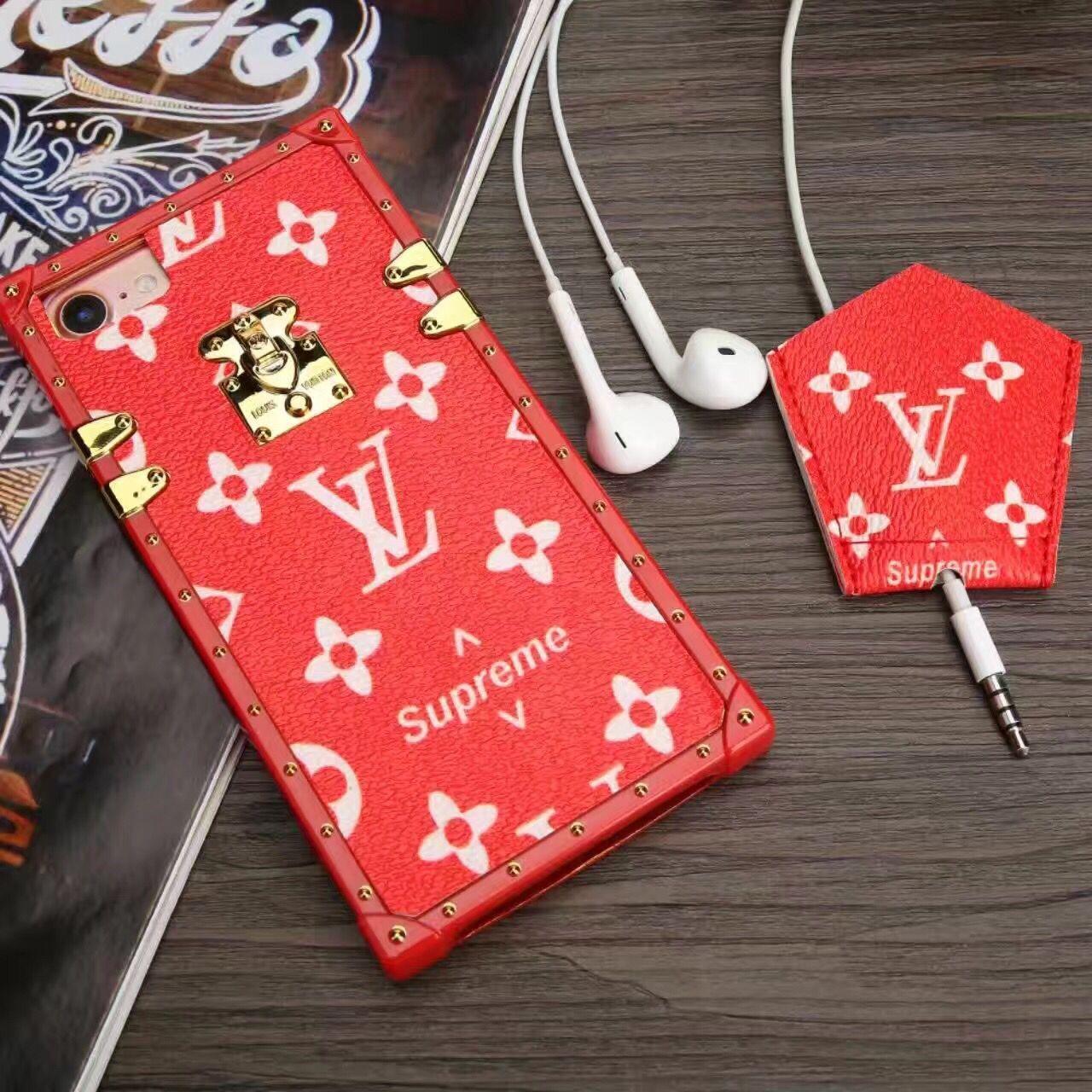 シュプリーム ヴィトン iPhone xs/xsmax/xr ケース