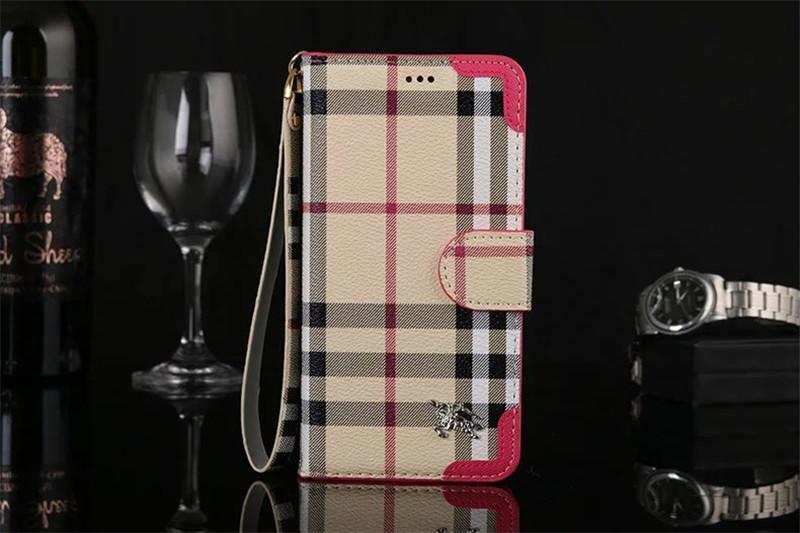 Burberry バーバリー iPhone8 ケース 手帳型