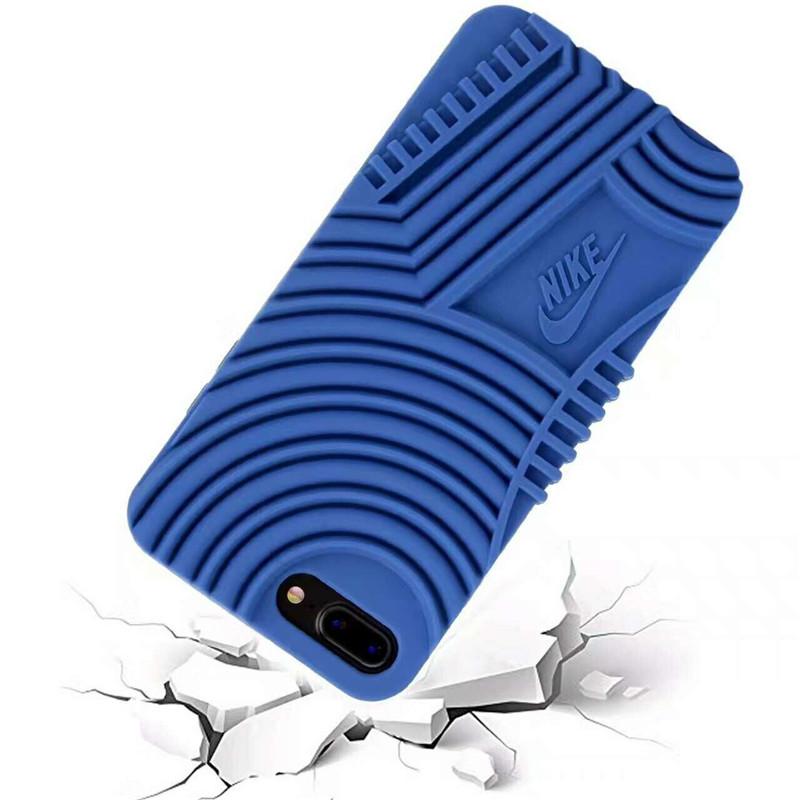 NIKE iPhone7ケース シリコン スニーカー