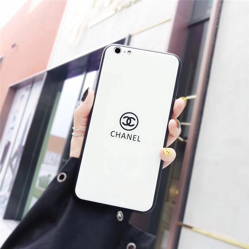 Chanel iPhone8/x/xs ケース ハード