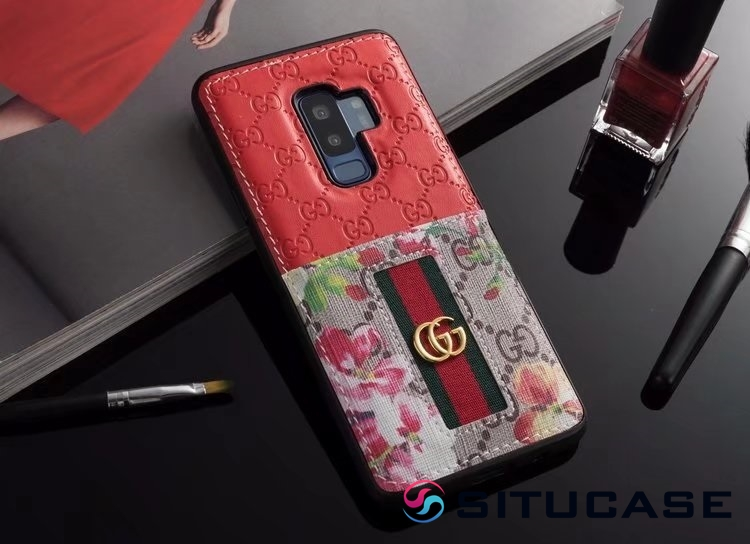 Galaxy s9+ ケース 高級ブランドグッチ