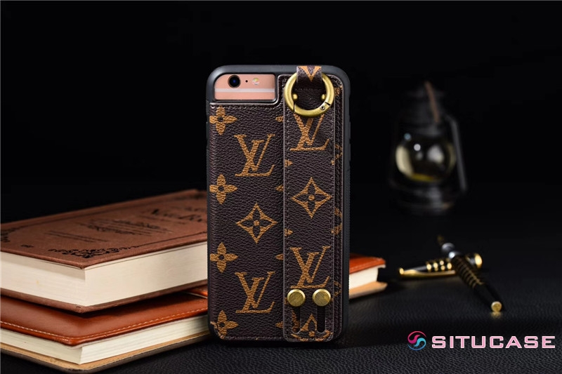 ルイヴィトン ベルト付き iPhonex ケース 多機能携帯ケース