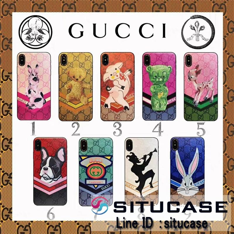 gucci風 かわいい iPhonex スマホケース ブランド iPhonex テンケース
