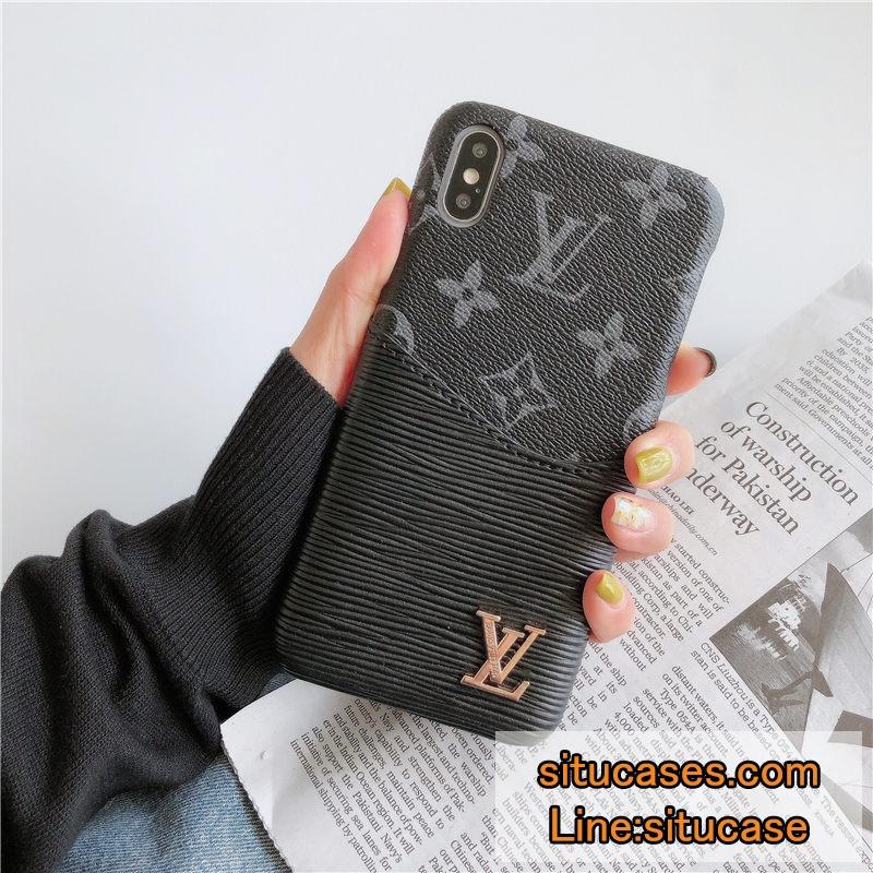 ルイヴィトン エピ iPhone12/11ケース メンズ 海外 LVゴールドロゴ iPhone 11 pro ケース 背面収納 ルイヴィトンギャラクシーS20/S20 plusケース 上品 レディース Galaxy s10/s10plus ケース おしゃれブランド 激安